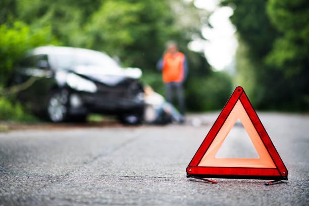 Een verkeersongeval en dan daarna?